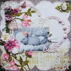 Denise Jensen's Gallery: Sweet Baby **Flying Unicorn**