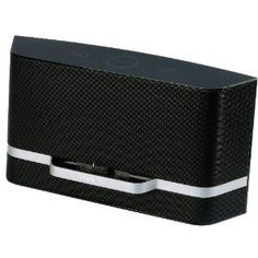 AudioVox Sirius SXABB1 Dual Mode Speaker Dock Boombx is a perfect solution to listen your Sirius or xm satellite radio via powerful 2-way speaker system. All your satellite radio programs will be supplied through great audio quality with this addition. It has an auxiliary input system to provide connectivity with some other electronics devices. This speaker system comes with portable speaker dock, antenna, remote controller, three radio dock adapters, and user manual. It is compatible with…