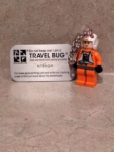 Discover our oldest son's 1st travel bug! N78HQH