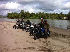 Tiram Beach Pariaman.