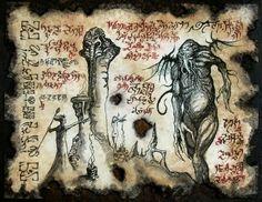 Rlyehian Rituals by MrZarono