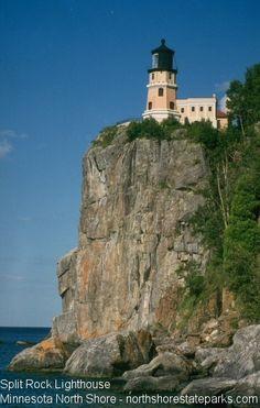 split rock lighthouse. Minn north shore