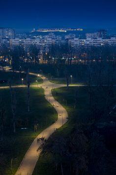 Limanski park i Petrovaradin | Novi Sad