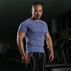 96da870d08fca3 2016 New Arrival Gym Shark Stringer T shirt Men Gymshark Bodybuilding and  Fitness Men s Singlets GYM Tank Shirts Sports Clothes