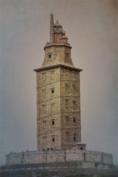 La Torre de Hercules (A Coruña - Spain)