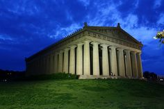 The Parthenon...right across from my old job @ Centennial Heart Nashville Tennessee