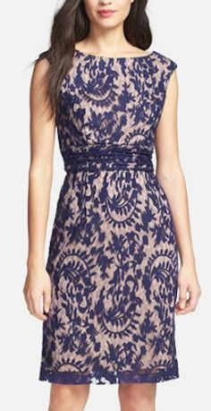 beautiful lace sheath dress http://rstyle.me/n/mf585r9te
