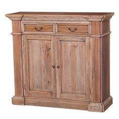 Roosevelt Sideboard Medium - Drift Wood