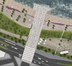 Lemay Wins Global Bid to Redesign Casablanca Coast – World Landscape Architecture