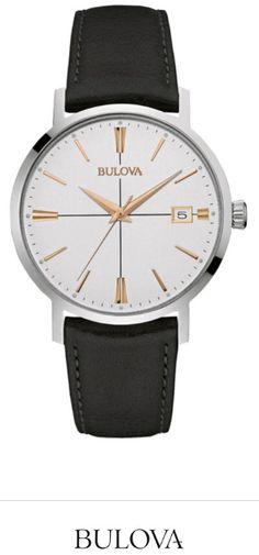 Bulova Men's Aerojet black