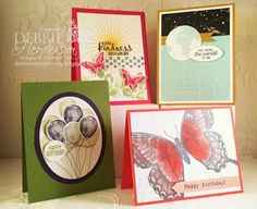 Debbie's Designs: Wilderness Pines Stamp Camp!