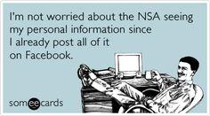 Facebook Edward Snowden Nsa Posting