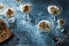 Pakistani Firni (Ground Rice Pudding with Cardamom, Saffron & Rose Water) Recipe on Food52, a recipe on Food52