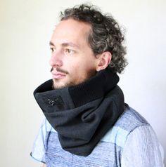 mini Snock® mens scarf, scarf, scarf men, mens winter scarf, scarf man, mens wool scarf