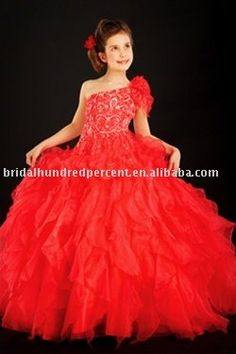 Girl's Pageant Dress Picture - More Detailed Picture about 2010 Style Gorgeous Little Girl's Pageat Dress Picture from Bridal Hundred Percent Wedding Dress Shop