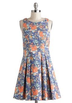 Pedals on Blossoms Dress, #ModCloth