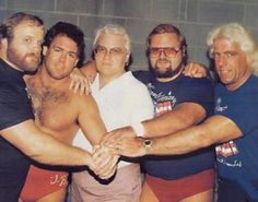 Arn Anderson was heart of the Horsemen - Post and Courier