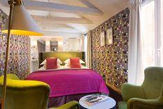 Suite Exclusive @ Hotel Artus, Paris http://charmhotelsweb.com/en/hotel/FR020