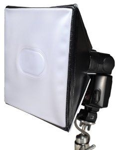 LumiQuest SoftBox III LQ-119 by LumiQuest. $34.99. From the Manufacturer                LumiQuest SoftBox III The SoftBox III is roughly twice the size of our original SoftBox, and approximately 20 times the size of the flash head itself, thereby producing considerably softer shadows. Like the original SoftBox (LQ-107), the SoftBox III is center weighted.  SoftBoxes Mini SoftBox SoftBox SoftBox III SoftBox LTp SoftScreen UltraStrap   Product # LQ-108 LQ-107 LQ-119 L...