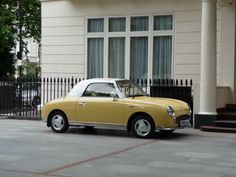 Nissan Figaro in London