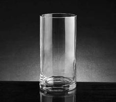 "3""x6"" Glass Cylinder"