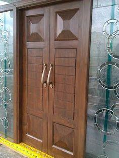 Fancy Interior Wooden Gate Designs Photos - Wooden - Home Garden Decoration Wooden Gate Designs, Wooden Front Door Design, Wooden Double Doors, Main Entrance Door Design, Modern Wooden Doors, Double Door Design, Wooden Front Doors, Modern Front Door, Wood Doors