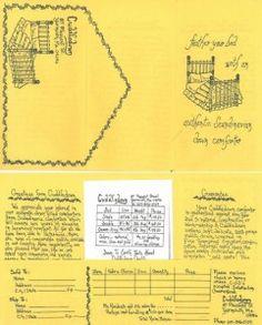 Cuddledown brochure 1970s