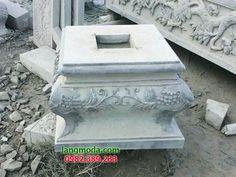 Chân tảng đá kê cột nhà đẹp - Mẫu chân cột đẹp bằng đá và giá bán