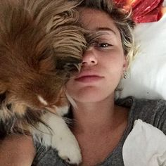 Today's been hectic. —@mileycyrus   - ELLE.com