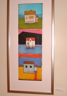 gunn vottestad - Google-søk House Painting, Collage, Abstract Paintings, Canvas, Frame, Inspiration, Google, Home Decor, Art