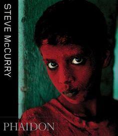 Steve McCurry Phaidon coffee table book