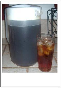Southern sweet ice tea recipe