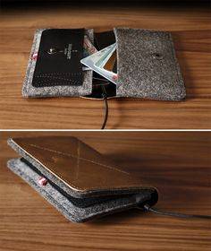 Love this wallet! I know it's for guys, but I want it!