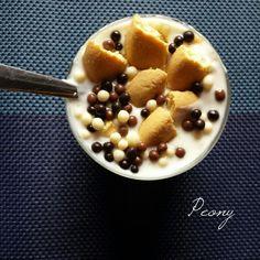 #yogurt #biscuits #chocolate