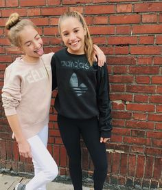 Lauren Orlando and Mackenzie Ziegler