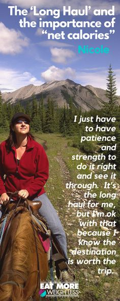This road is mentally difficult and tiring. Going against everything society tries to cram down our throats about weight loss, dealing with the looks of pity as people watch me gain weight and eat (usually more than they do), trying to reassure my husband that this IS the right thing to do, and all the time feeling unsure and scared myself, yet believing in it completely at the same time. The research is out there, the testimonies are out there… I know my story will be one of success.