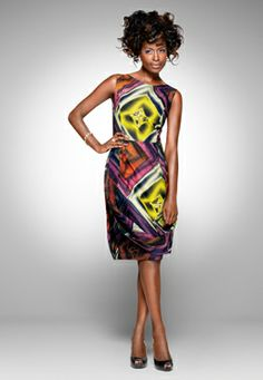 From the archive: a party look from Vlisco's 2011 'Delicate Shades' collection