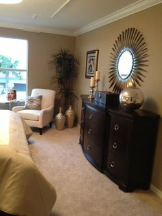 Lennar Homes Orange Blossom Ranch Model Interior Design By Janet Graham From Naples