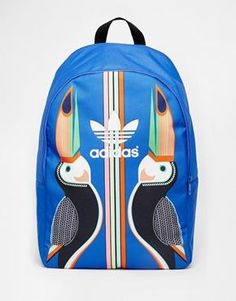 2f7193e1e adidas Originals x Farm Tukana Backpack Vans Backpack, Backpack Bags,  Fashion Backpack, Rucksack