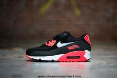 low priced cf9ee 8bb8c Black Gray White Nike Air Max 90 Mens For Sale Nike Huarache, Running Shoes  On