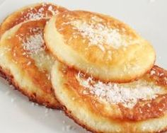 Pancakes thaïs banane-coco