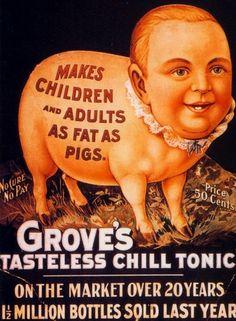 Un'improbabile porco con testa da bambino