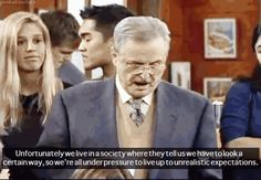 13 most important life lessons taught my Mr. Feeny- the last picture was the episode that I always cried during