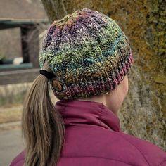 ... Hat knitting on Pinterest by morpheline   Knit Hat Patterns, Hat