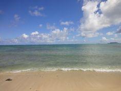 Beach at Kualoa ranch