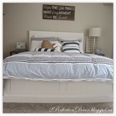 2perfection decor painting the ikea fjell bed frame bedroom pinterest rund ums haus. Black Bedroom Furniture Sets. Home Design Ideas