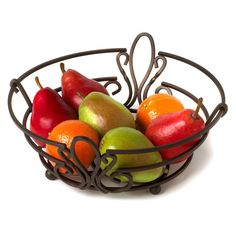 Have to have it. Spectrum Patrice Fruit Bowl - Bronze $29.99