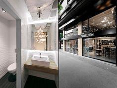 Stock Coffee by Arhitektura Budjevac, Niš – Serbia » Retail Design Blog