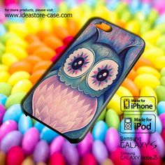 Vintage Owl Case for iPhone 4/4S/5/5S/5C iPod by hamamerajarela, $13.99