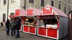 Who's in the mood for Lokše, at the Christmas markets in #Bratislava city?